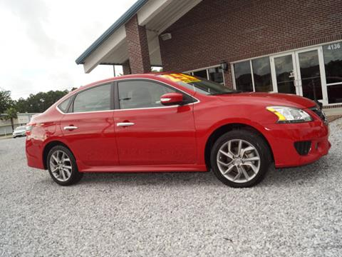 2015 Nissan Sentra for sale in Panama City FL