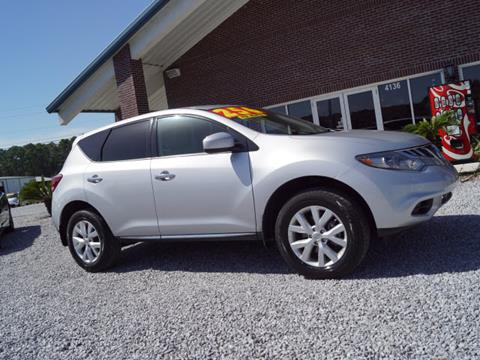 2013 Nissan Murano for sale in Panama City, FL