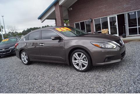 Used nissan altima for sale in panama city fl for Parkway motors panama city