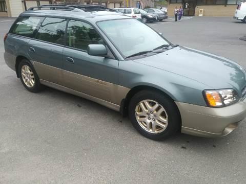 2002 Subaru Outback for sale in Waterbury, CT