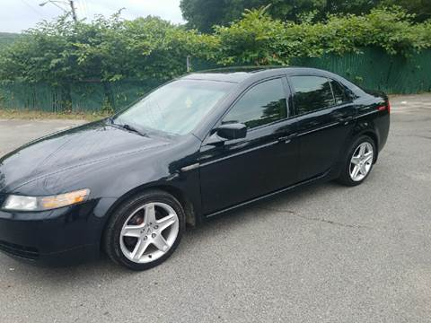 2004 Acura TL for sale in Waterbury, CT