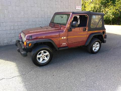 2004 Jeep Wrangler for sale in Waterbury, CT
