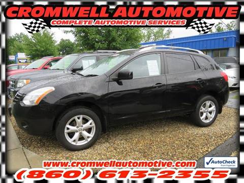 2009 Nissan Rogue for sale in Cromwell, CT