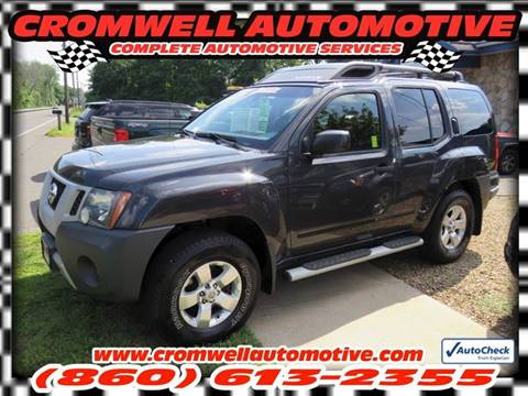 2010 Nissan Xterra for sale in Cromwell, CT
