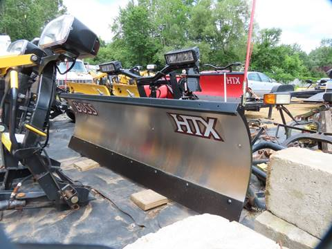 2018 Used BOSS Plow 7.6 HTX for sale in Cromwell, CT