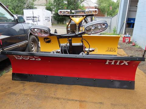 Used BOSS Plow 76 HTX for sale in Cromwell, CT