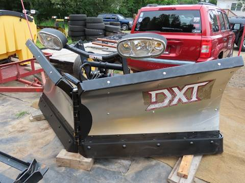 USED Fisher Plow 9.2 DXT for sale in Cromwell, CT