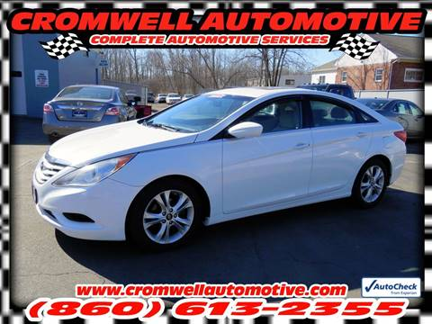 2011 Hyundai Sonata for sale in Cromwell, CT