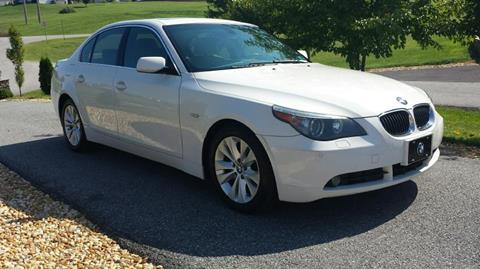 2005 BMW 5 Series for sale in Ranson, WV