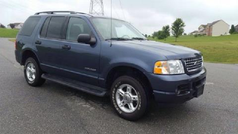 2004 Ford Explorer for sale in Ranson, WV