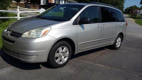 2004 Toyota Sienna for sale in Ranson, WV