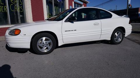 1999 Pontiac Grand Am for sale in Ranson, WV
