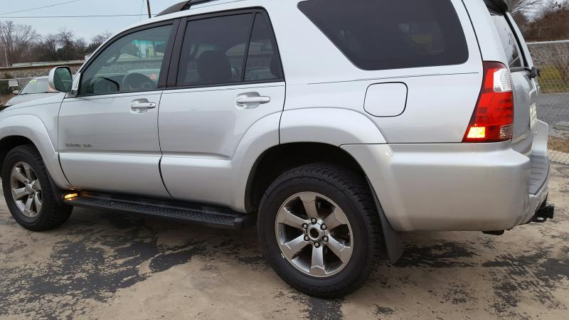 2007 Toyota 4Runner Limited 4dr SUV 4WD V8 - Ranson WV