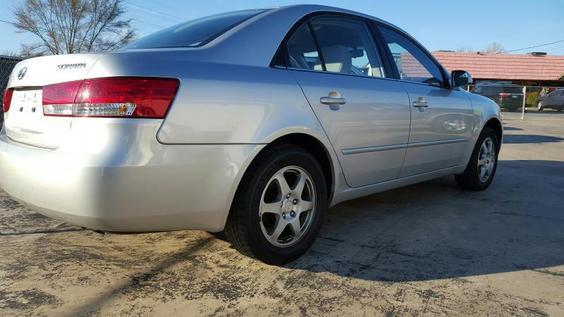 2006 Hyundai Sonata GLS 4dr Sedan - Ranson WV