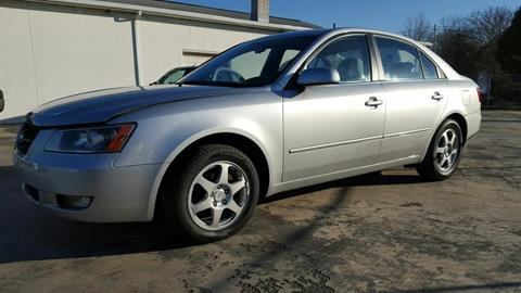 2006 Hyundai Sonata for sale in Ranson, WV