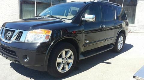 2009 Nissan Armada for sale in Ranson, WV
