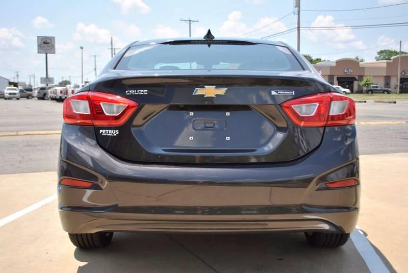 2017 Chevrolet Cruze Premier Auto 4dr Sedan - Stuttgart AR