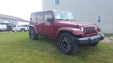 2012 Jeep Wrangler Unlimited for sale in Tea, SD