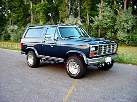 1980 Ford Bronco for sale at Maverick Enterprises in Pollock SD