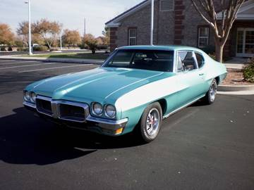 1970 Pontiac Le Mans for sale at Maverick Enterprises in Pollock SD