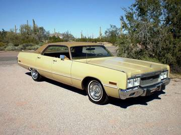 1973 Chrysler Newport for sale at Maverick Enterprises in Pollock SD