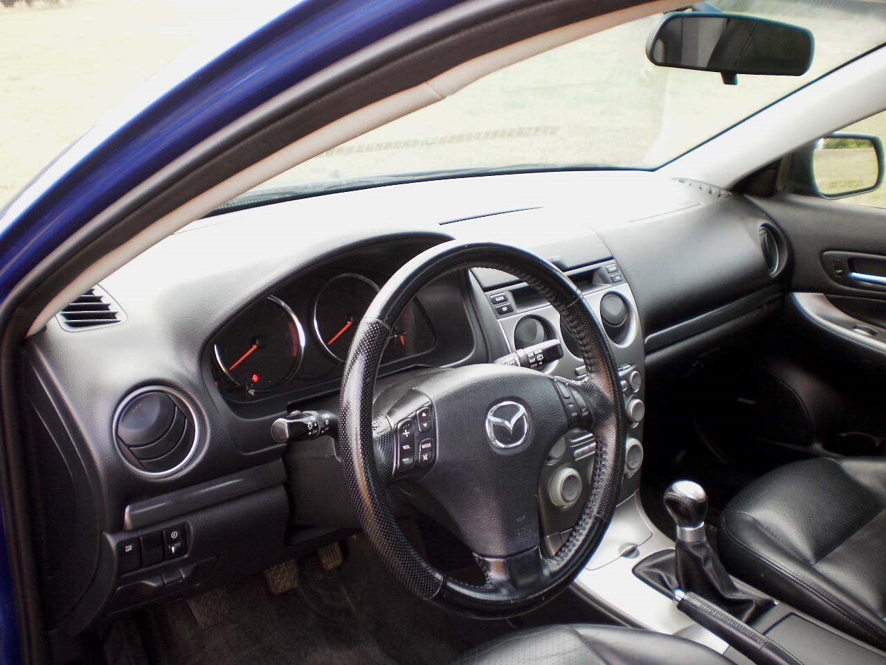 2004 mazda mazda6 4 dr s hatchback