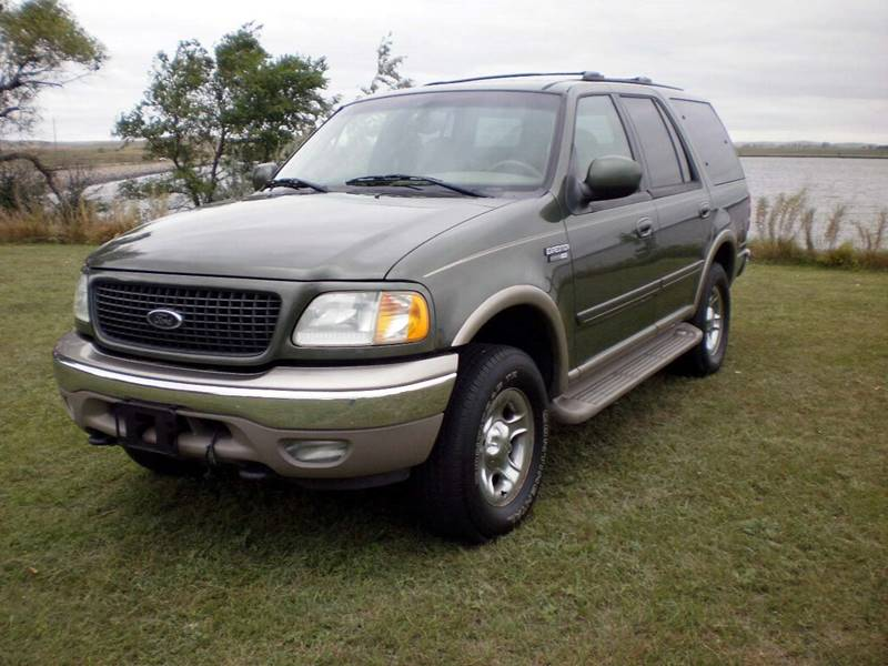 2001 Ford Expedition for sale at Maverick Enterprises in Pollock SD