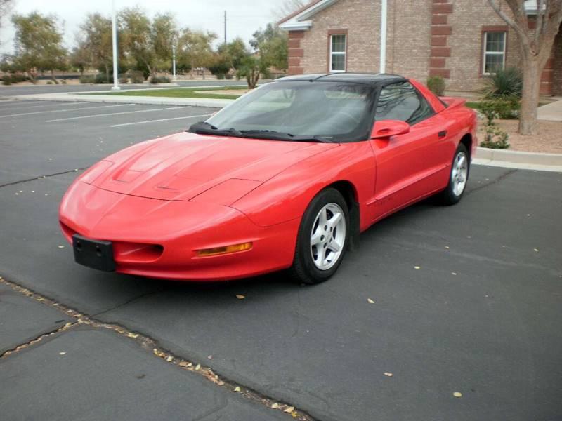 1996 Pontiac Firebird for sale at Maverick Enterprises in Pollock SD