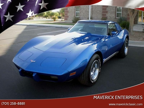 1977 Chevrolet Corvette for sale in Pollock, SD