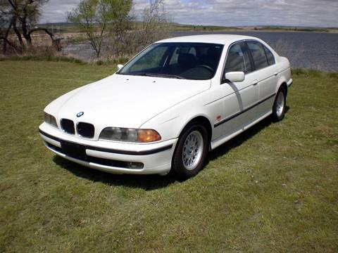1997 BMW 5 Series for sale at Maverick Enterprises in Pollock SD