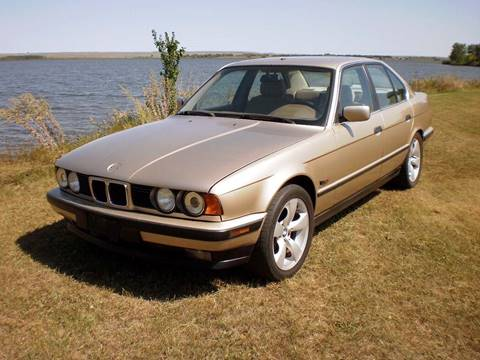 1994 BMW 5 Series for sale at Maverick Enterprises in Pollock SD