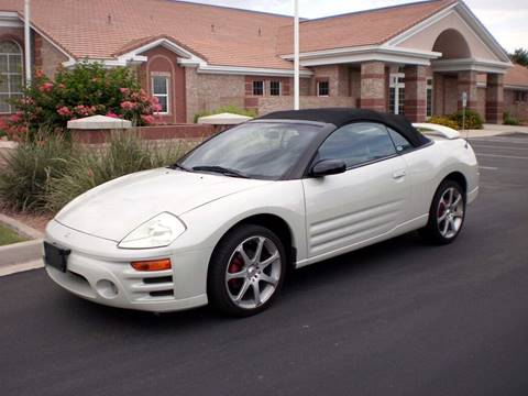 2003 Mitsubishi Eclipse Spyder for sale at Maverick Enterprises in Pollock SD