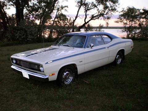 1972 Plymouth Duster for sale at Maverick Enterprises in Pollock SD