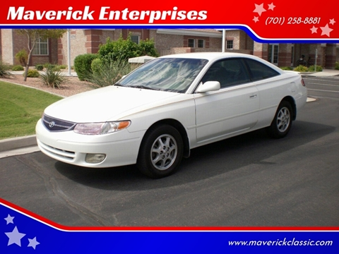 2000 Toyota Camry Solara for sale in Pollock, SD