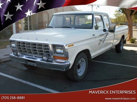 1979 Ford F-250 for sale in Pollock, SD