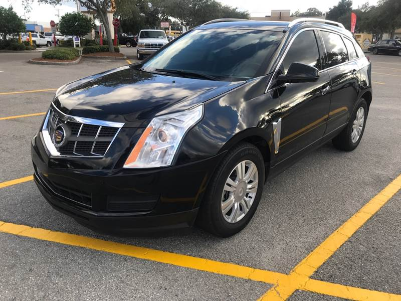 2014 Cadillac Srx Luxury Collection In Sarasota Fl Lucky Trader Inc