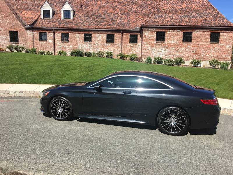 2015 Mercedes-Benz S-Class AWD S 550 4MATIC 2dr Coupe - Roslindale MA