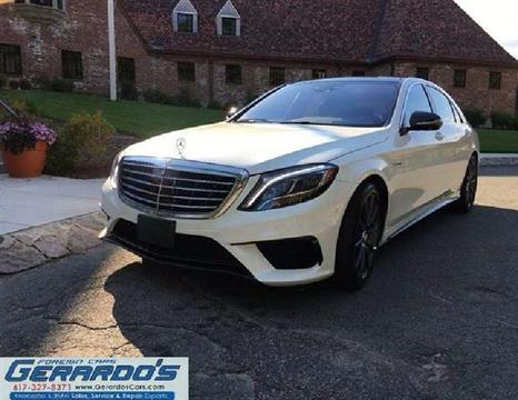 2015 Mercedes-Benz S-Class for sale in Roslindale, MA