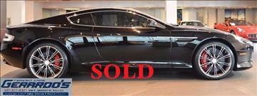 2012 Aston Martin Virage for sale in Roslindale, MA