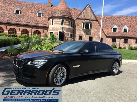 2014 BMW 7 Series for sale in Roslindale, MA