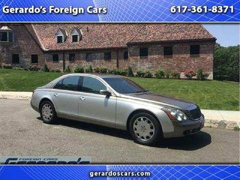 2005 Maybach 57 for sale in Roslindale, MA