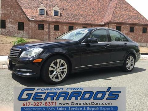 2013 Mercedes-Benz C-Class for sale in Roslindale, MA