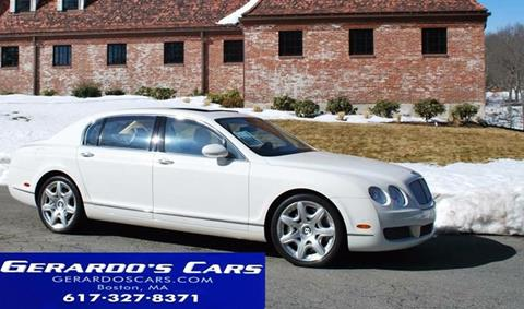 2008 Bentley Continental Flying Spur for sale in Roslindale, MA
