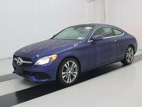 2017 Mercedes-Benz C-Class for sale in Roslindale, MA