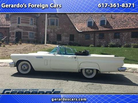 1957 Ford Thunderbird for sale in Roslindale, MA