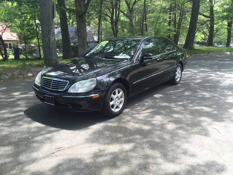 2000 mercedes benz s class s430 4dr sedan in roslindale ma for 2000 s430 mercedes benz