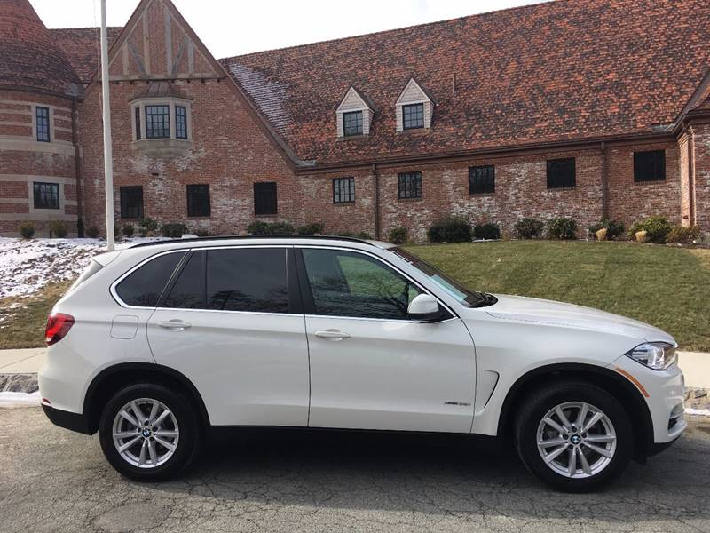 2014 BMW X5 AWD xDrive35i 4dr SUV - Roslindale MA