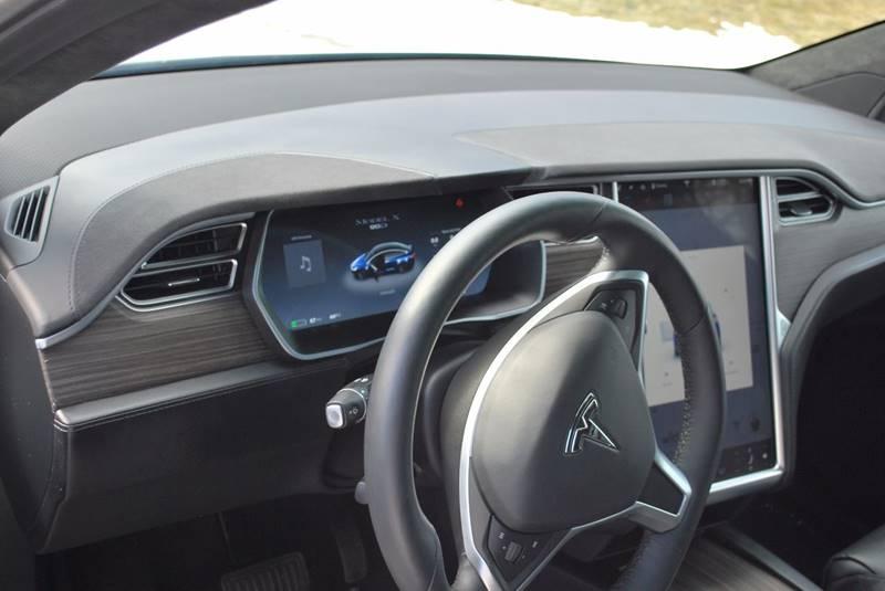 2016 Tesla Model X AWD 90D 4dr SUV - Roslindale MA