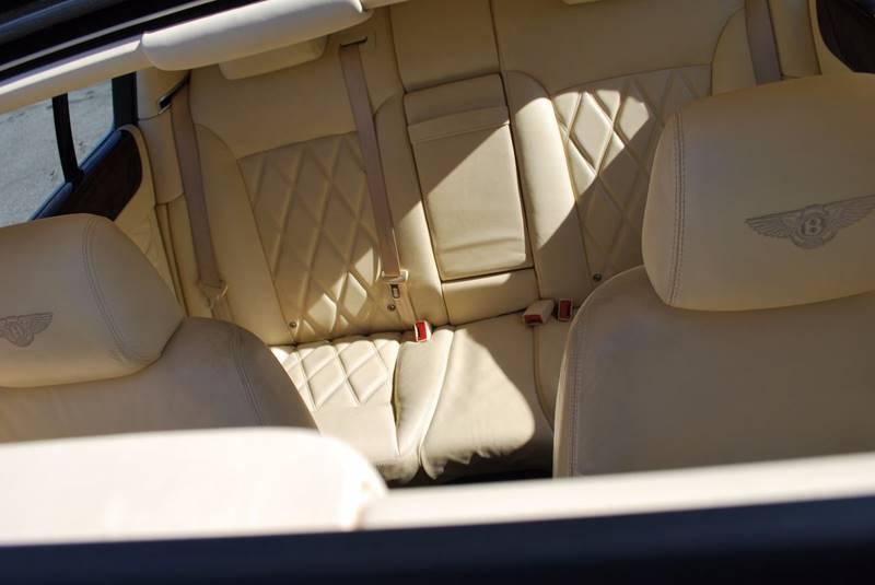 2008 Bentley Continental Flying Spur AWD 4dr Sedan - Roslindale MA