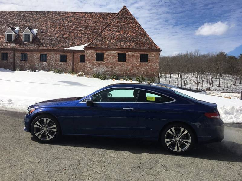 2017 Mercedes-Benz C-Class AWD C 300 4MATIC 2dr Coupe - Roslindale MA